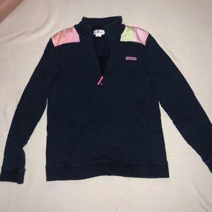 Vineyard Vines Navy Sweatshirt